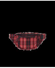 Big Belt bag Kana Sort/Rød