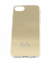 Iphone Cover Gold Mirror