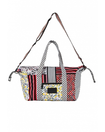 Big Bag Muriel Patchwork Kufiya Millefleur