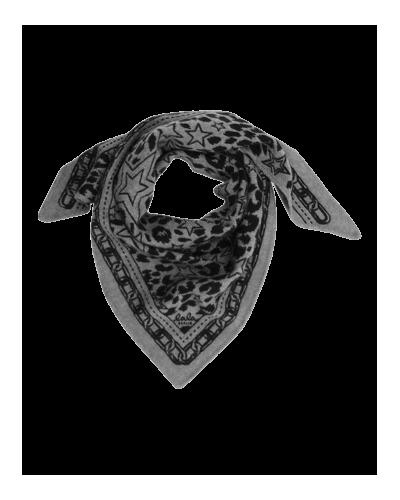 Tørklæde Triangle Leostars XS City