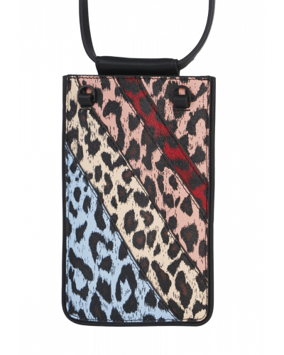 Phone Pouch Gill Patched Leo