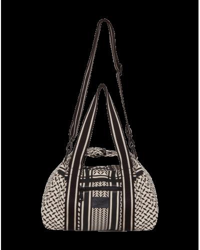 Small Bag Muriel Hvid/Sort