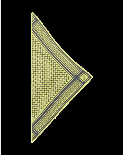 Tørklæde Triangle S/Junior Canarino