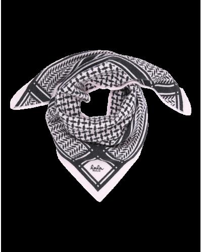 Lala Berlin Tørklæde Triangle XS Candy