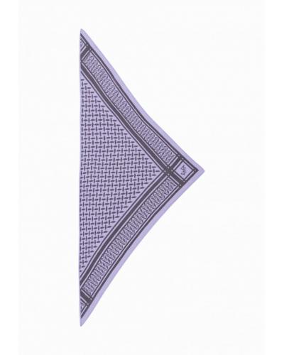 Lala Berlin Tørklæde Triangle XS Grey Maga Mago