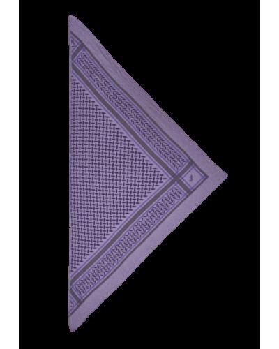 Triangle Trinity Colored XS Light Grey on Purple