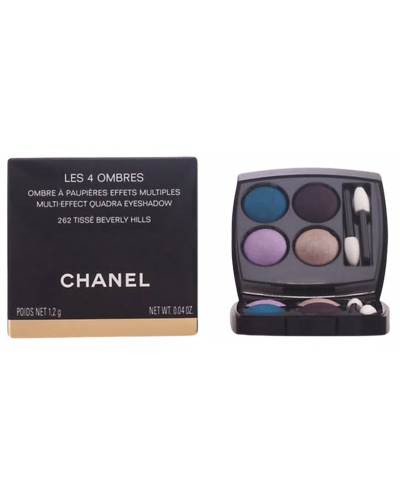 Les 4 Ombres Quadra Eyeshadow 322 Blurry Grey