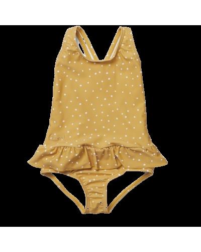 Amara badedragt confetti yellow mellow