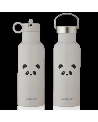 Anker Drikkedunk Panda Light Grey