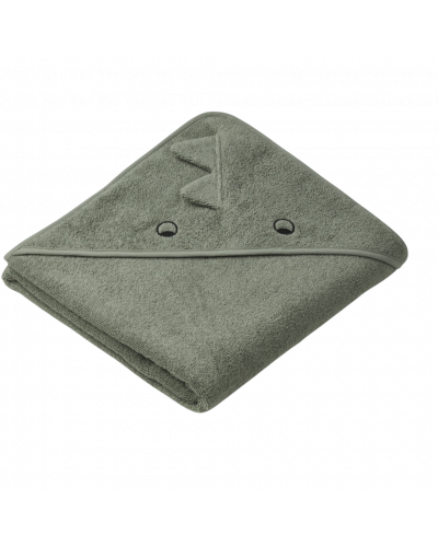 Augusta Junior Håndklæde Dino Faune Green