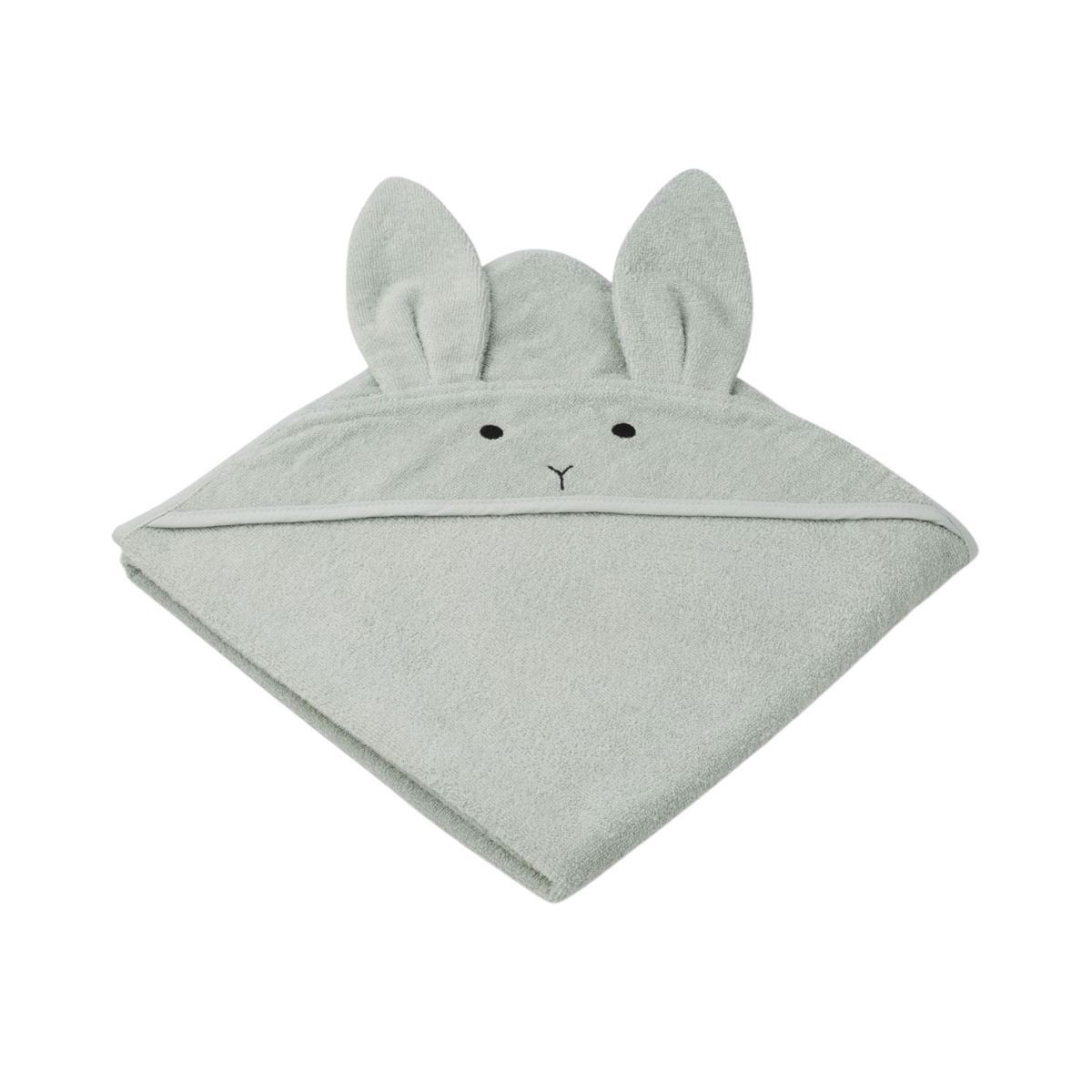 Augusta Junior Håndklæde Kanin Dusty Mint