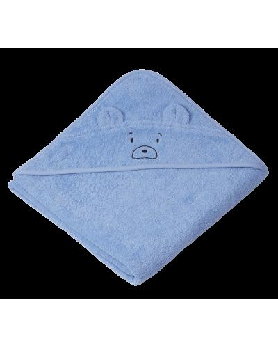 Badehåndklæde Augusta Mr Bear Sky Blue