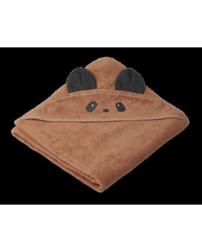 Badehåndklæde Augusta Panda Tuscany Rose