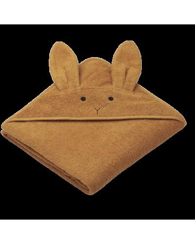 Badehåndklæde Augusta Rabbit Mustard