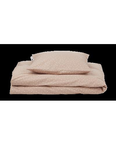 Carl Voksen sengetøj confetti rose