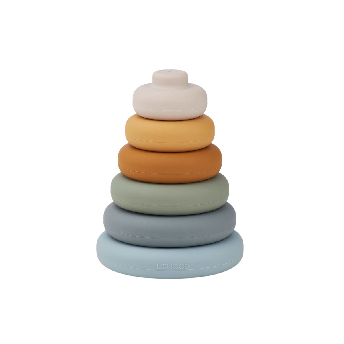Dag Stacking Tower Blue Multi Mix