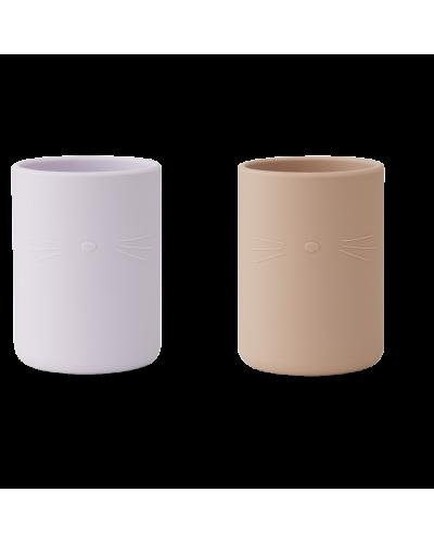 Ethan Kop 2-pack Lavender/Rose