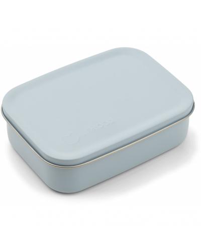 Jimmy Lunch Box Mr Bear Sea Blue