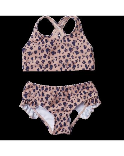 Juliet bikini leo/coral blush