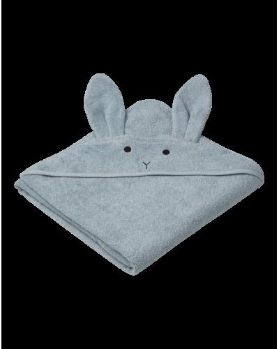 Augusta Junior Håndklæde Kanin Sea Blue