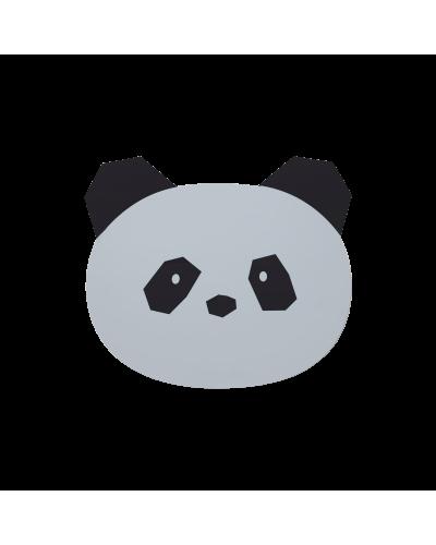 Liewood Aura Placemat panda dumbo grey