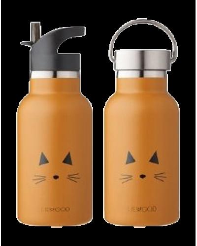 Liewood Drikkedunk Kat Mustard
