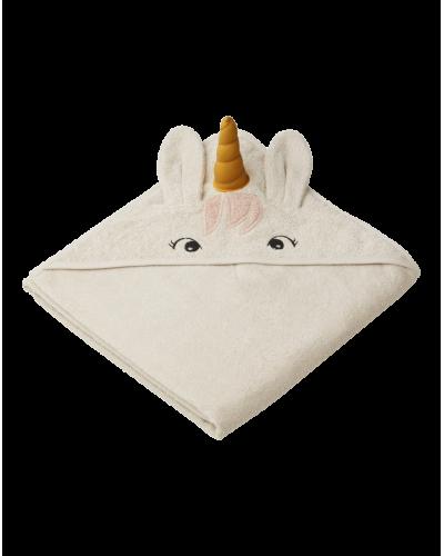 Unicorn Badehåndklæde Sandy