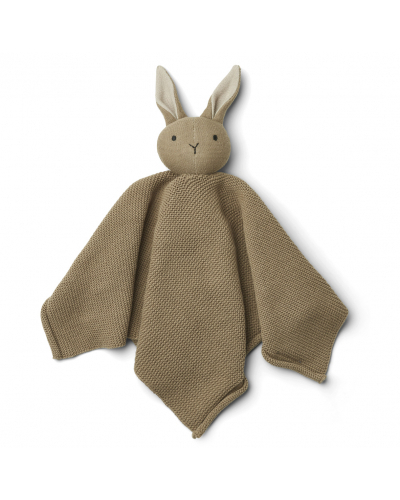 Milo knit cuddle cloth Rabbit oat
