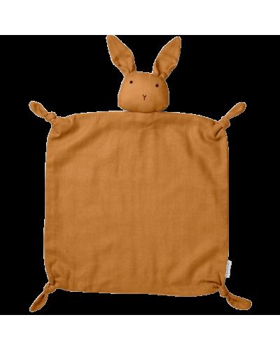 Nusseklud Agnete Rabbit Mustard