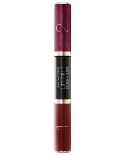 Lipfinity Colour & Gloss 550 Reflective Ruby