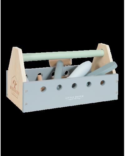 Værktøjskasse Blå