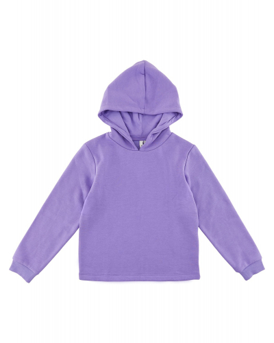 Chilli Hood Sweatshirt  Dahlia Purple