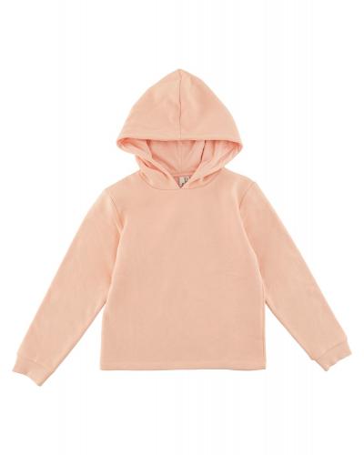 Chilli Hood Sweatshirt Peachy Keen