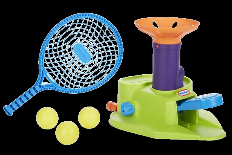 Splash hit tennis