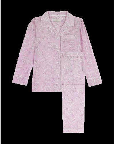 Little Yolke Pyjamas Sæt Lilac