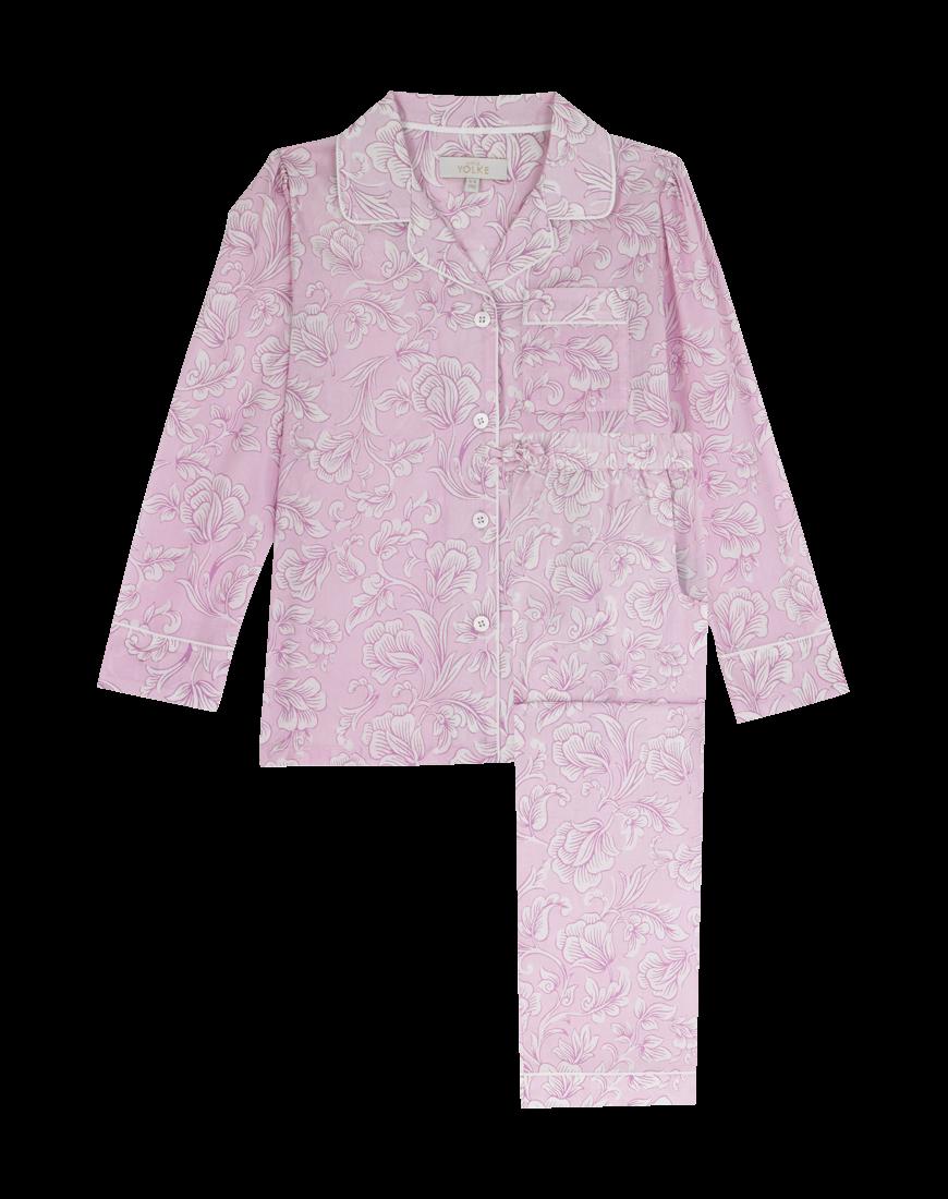 Pyjamas Sæt Lilac
