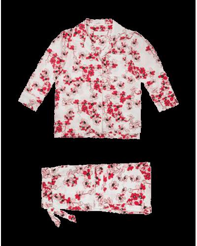 Little Yolke Pyjamas Sæt Peony