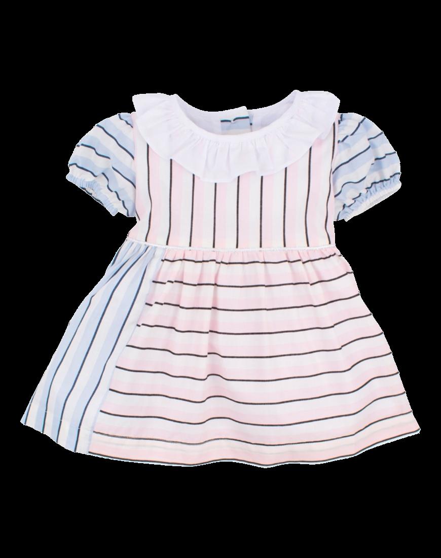Livly Kjole Candy Stripes Rosie