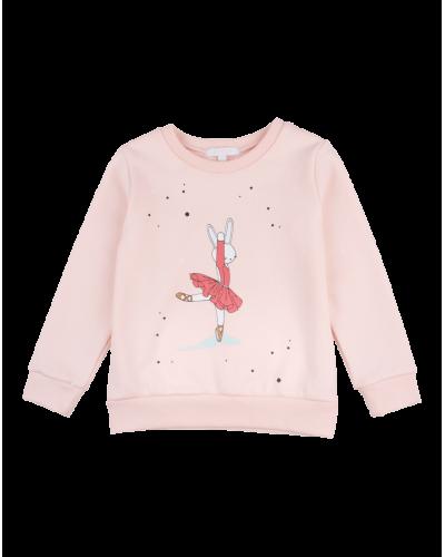 Sweatshirt Ballerina Bunny