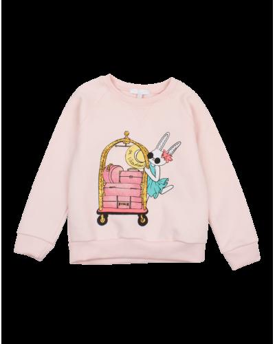 Sweatshirt Lys Rosa