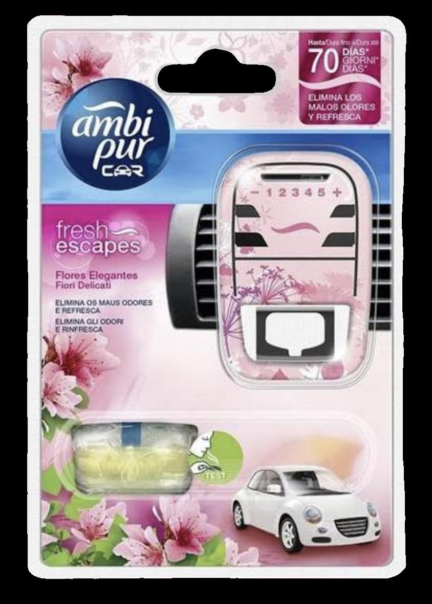Luftfrisker til bilen -  Kvindeduft