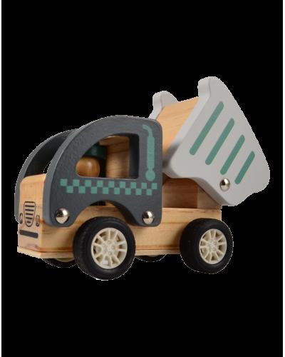 Magni Pull-Back Arbejdsbil Lastbil
