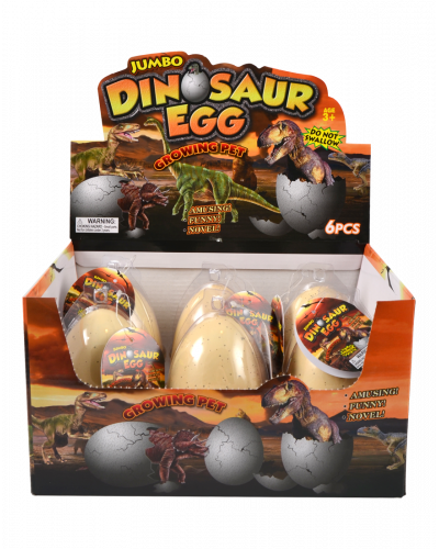 Magni Voksende Æg XL Dinosaur