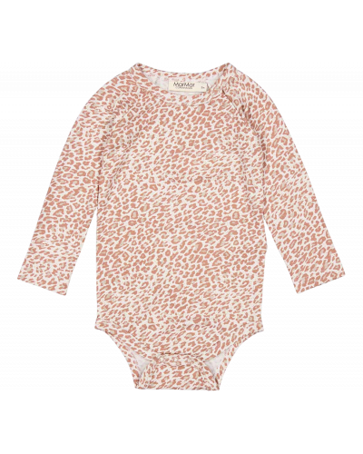 Body LS Rose Brown Leo