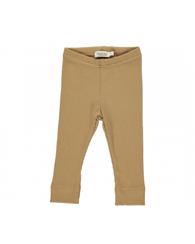 Leggings modal caramel