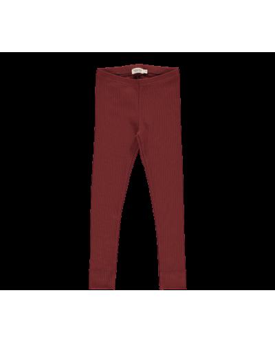 Bukser Modal Cranberry