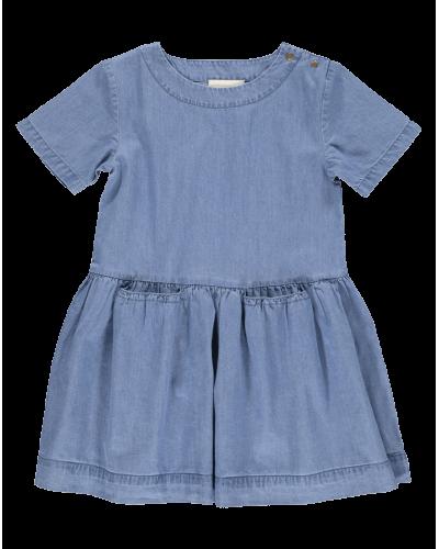 MarMar Dada Kjole Denim Blue