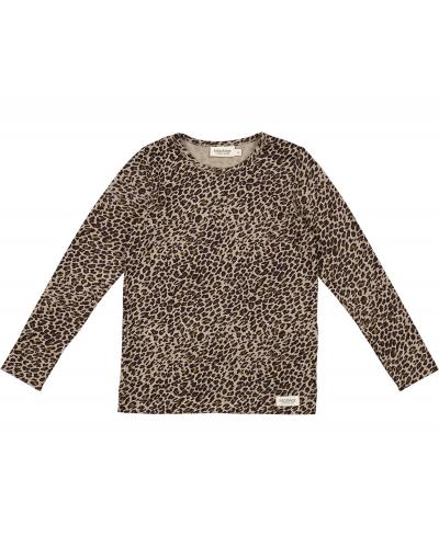Leo T-shirt Sandstone Leo