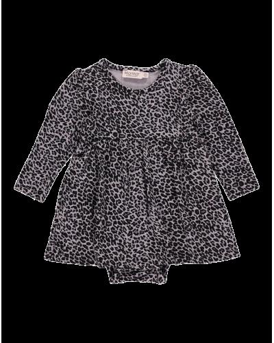 Marmar Body-Dress Grey Leo