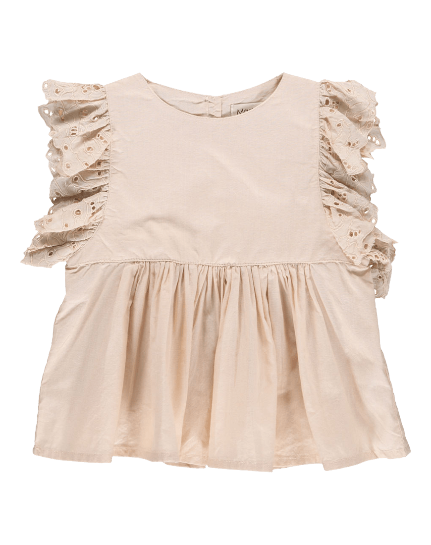 Marmar Frill Top Rose